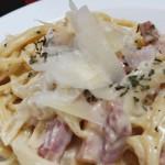 パルミジャーノ レジャーノでいつものカルボナーラがワンランクアップ お取り寄せチーズ体験記4