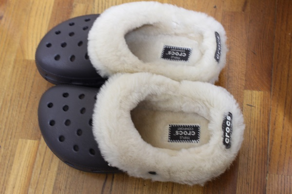 classic mammoth luxe clog
