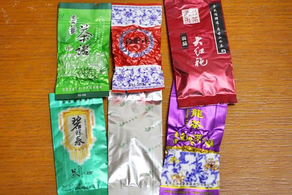 中国茶お試しセット