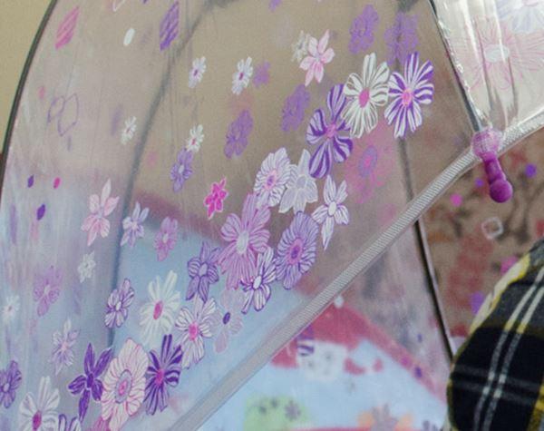 ディズニー ビニール傘