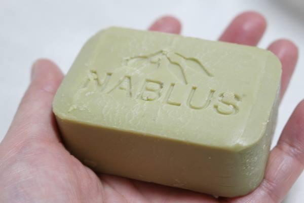 ナーブルスソープ(NABLUS)