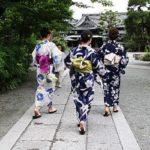 浴衣で鎌倉散策 大人も満足のセット浴衣は創美苑で入手 安っぽくなく値段も手ごろ