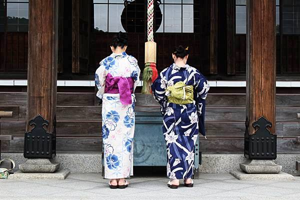 鎌倉 浴衣散策