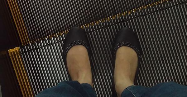 Women's Crocs Lina Diamante Flat